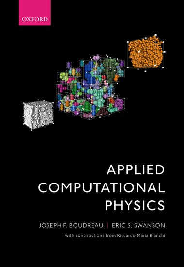"""Applied Computational Physics"" cover"